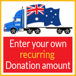 Aussie Helpers_enter own recurring donation