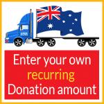 Aussie Helpers_enter own recurring donation
