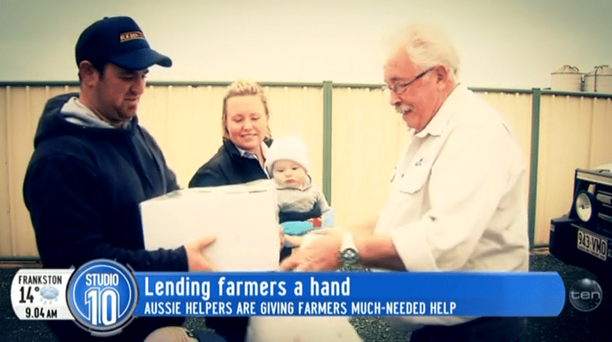 dairy_famers_supported_by_Brian_Egan_Aussie_Helpers_charity_Bec_and_Jayke_Fisher_2